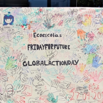 CIV community gets to work on the day of the Global Climate Strike
