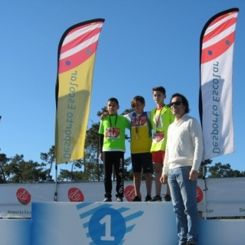 CIV student wins First Place at the Corta-Mato Regional race
