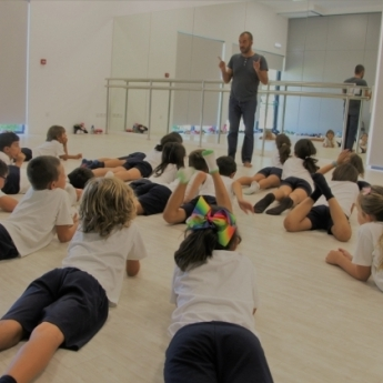 CIV develops dramatic expression in the 1.º Ciclo